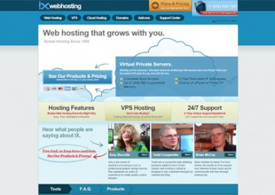 IX Web Hosting Reviews