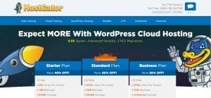HostGator WordPress Cloud