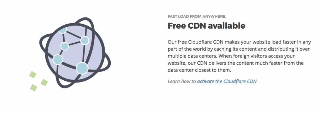 siteground free cdn