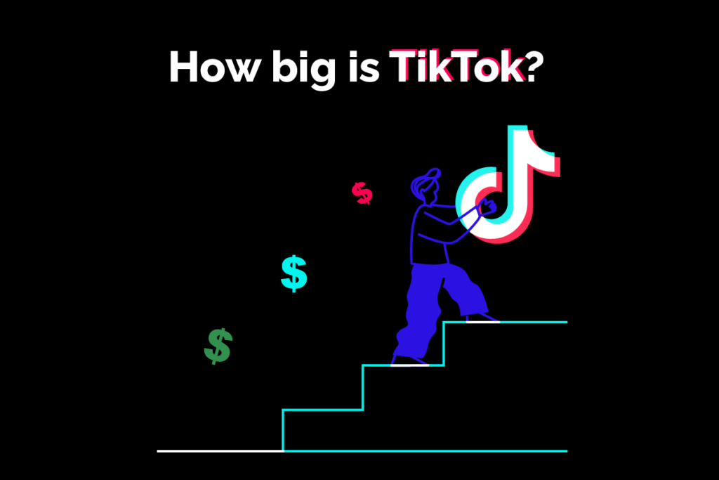 how big is tiktok?