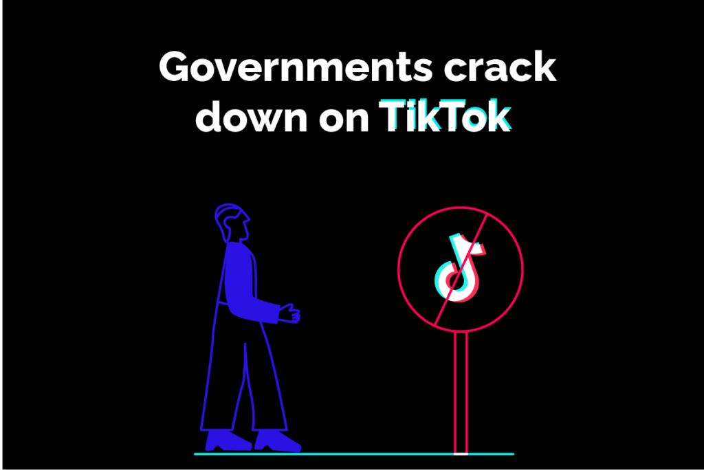 governments ban tiktok