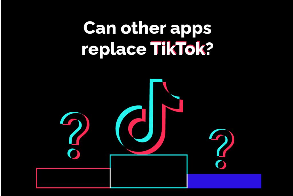 tiktok competitor apps