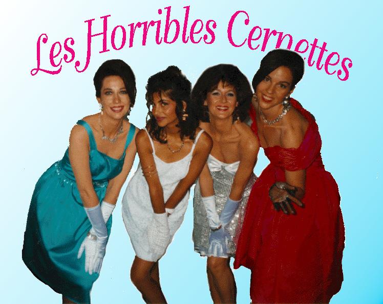 the first image ever published online: les horribles cernettes