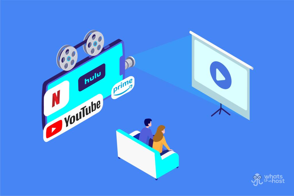video streaming statistics