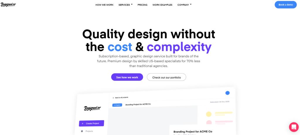 designed.co main