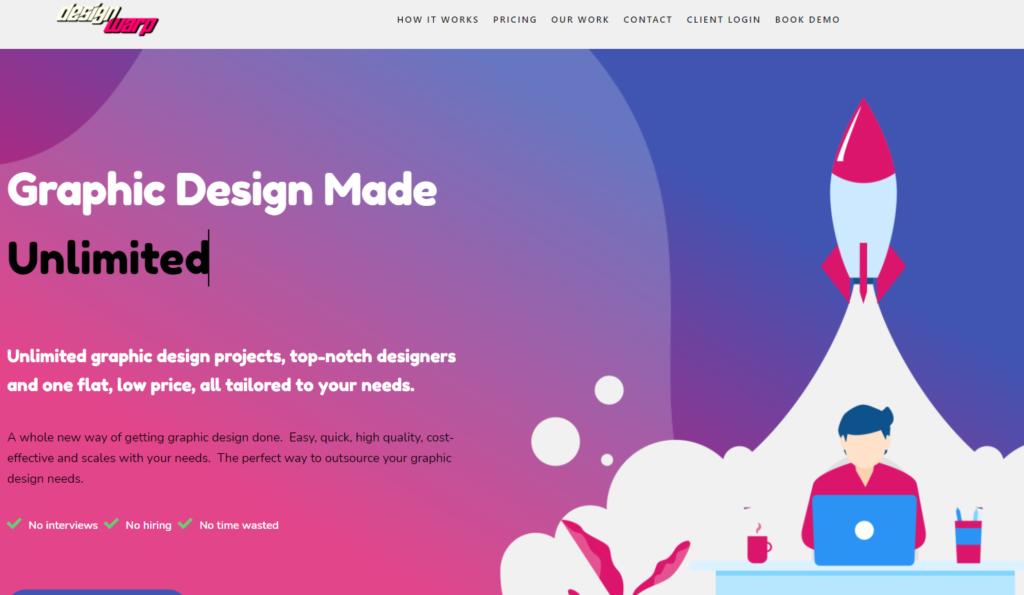 design warp main